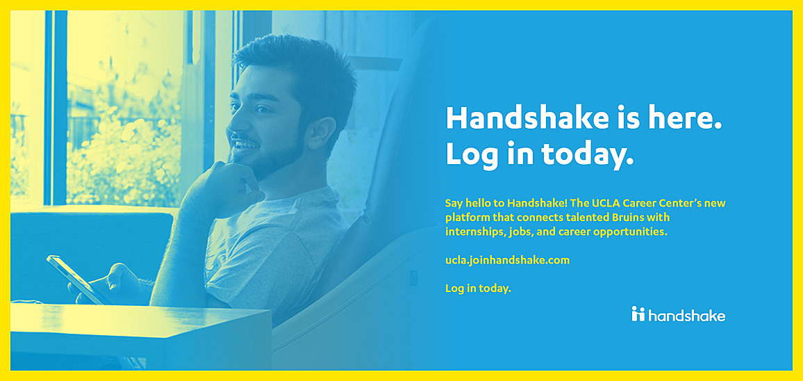 Handshake is here. Log in today.